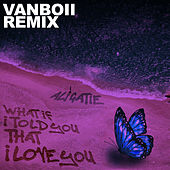What If I Told You That I Love You (Vanboii Remix) de Ali Gatie