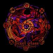 Pixel Glass by Careless Juja