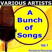 A Bunch of Songs Vol. 1 de Various Artists