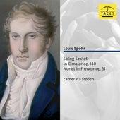 Spohr: String Sextet in C Major, Op. 140 & Nonet in F Major, Op. 31 von Camerata Freden