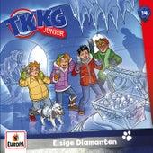 014/Eisige Diamanten von TKKG Junior