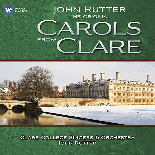 The original Carols from Clare by Various Artists