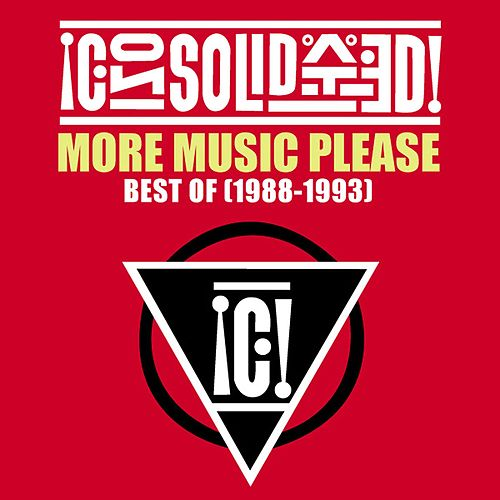 More Music Please: Best of 1988-1993 by Consolidated