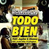 Todo Bien (feat. Jupiter & Okwess & Jacobo Vélez el Callegüeso) by La Chiva Gantiva