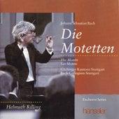 J.S. Bach: The Motets de Gächinger Kantorei Stuttgart