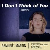 I Don't Think of You (Remix) de Chris Stamey