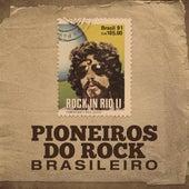 Pioneiros do Rock Brasileiro de Various Artists