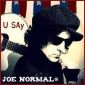 U Say by Joe Normal
