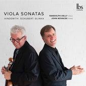 Hindemith, Schubert & Glinka: Viola Sonatas de Randolph Kelly