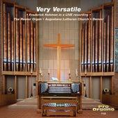 Very Versatile (Live) von Frederick Hohman