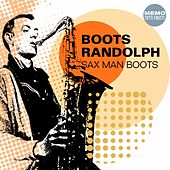 Sax Man Boots by Boots Randolph
