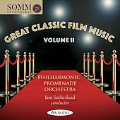 Great Classic Film Music, Vol. 2 de Philharmonic Promenade Orchestra