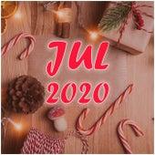 JUL 2020 - Ju hu! Nu er det jul igen by Various Artists