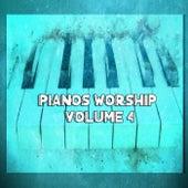 Pianos Worship Volume 4 de Saymon Cleiton