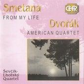 Smetana: From My Life - Dvorak: American Quartet (1929) by Sevcik-Lhotsky Quartet