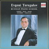 Russian Piano School: Evgeni Teregulov de Evgeni Teregulov