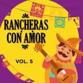 Rancheras Con Amor 5 de Jose Alfredo Jimenez, María Dolores Pradera, Javier Solis, Miguel Aceves Mejía, Chavela Vargas, Antonio Aguilar