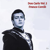 Don Carlo Vol. 2 de Franco Corelli