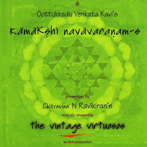 Kamakshi_Navavaranam-s by Chitravina N. Ravikiran