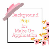 Background Pop for Make Up Application by Various Artists