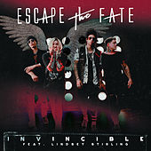 Invincible (feat. Lindsey Stirling) de Escape The Fate