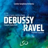 Debussy: La mer, Prélude à l'après-midi d'un faune – Ravel: Rapsodie espagnole by London Symphony Orchestra