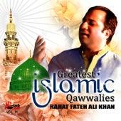 Greatest Islamic Qawwalies Vol. 31 by Rahat Fateh Ali Khan