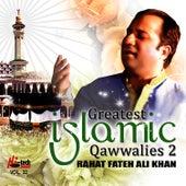Greatest Islamic Qawwalies 2 Vol. 32 by Rahat Fateh Ali Khan