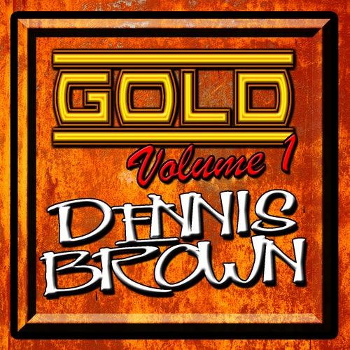 Gold: Volume 1 by Dennis Brown