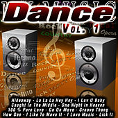 Dance Vol.1 de D.J. Ultradance