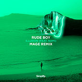 Illusion (feat. Nami) (Mage Remix) by Rudeboy