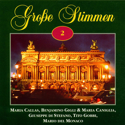 Grosse Stimmen Vol. 2 by Various Artists