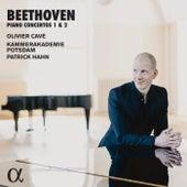 Beethoven: Piano Concertos 1 & 2 de Olivier Cavé