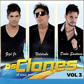 Vol. 3 (Ao Vivo) de Os Clones