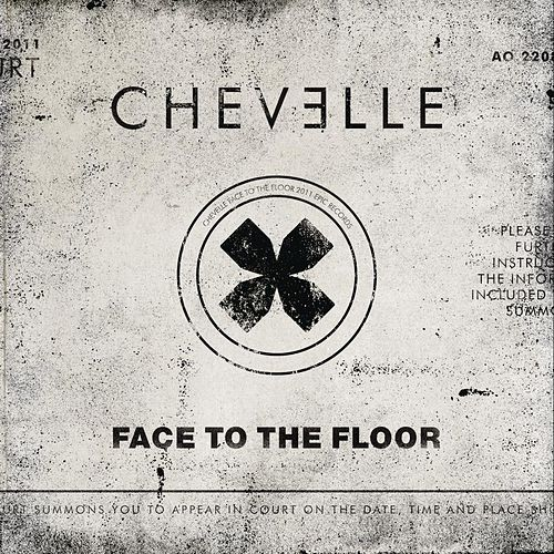 Face To The Floor by Chevelle