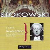 J.S. Bach: Works (Arr. L. Stokowski for Orchestra) de Stokowski Symphony Orchestra