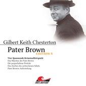 Edition 6: Vier Spannende Kriminalhörspiele von Pater Brown