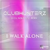 I Walk Alone van Clubhunterz