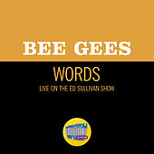 Words (Live On The Ed Sullivan Show, March 17, 1968) by Bee Gees