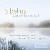 Sibelius: Symphonies Nos.  1 & 3 by Royal Philharmonic Orchestra