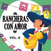 Rancheras Con Amor, Vol. 6 (Vol 6) de Miguel Aceves Mejía, María Dolores Pradera, Antonio Aguilar, Javier Solis, Jose Alfredo Jimenez, Angelica Maria, Luis Aguilar