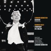 Bernstein: Kaddish - Symphony No. 3; Bizet: Symphony in C major by Leonard Bernstein