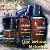 Merengues Típico Que Hicieron Historia Vol. 2 von Various Artists