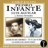 Pedro Infante y Luis Aguilar van Various Artists