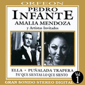 Pedro Infante y Amalia Mendoza by Various Artists
