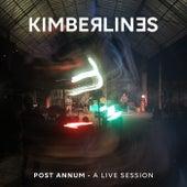Post Annum - A Live Session de Kimberlines