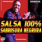 Salsa 100% sabrosura Negrura de S.e.x.appeal