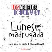 Lunes por la Madrugada (feat. Manuel Moretti & Ricardo Mollo) de Los Abuelos De La Nada
