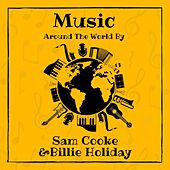 Members Clubsam Cooke & Billie Holiday von Sam Cooke
