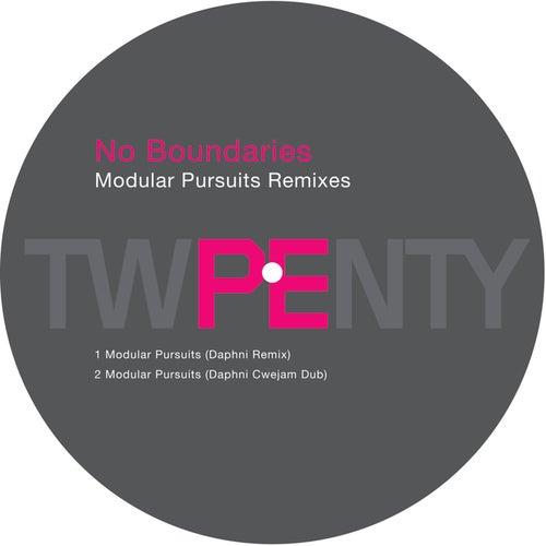 Modular Pursuits Remixes by Carl Craig